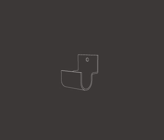 Neutra NEU11 by CEADESIGN | Towel hooks
