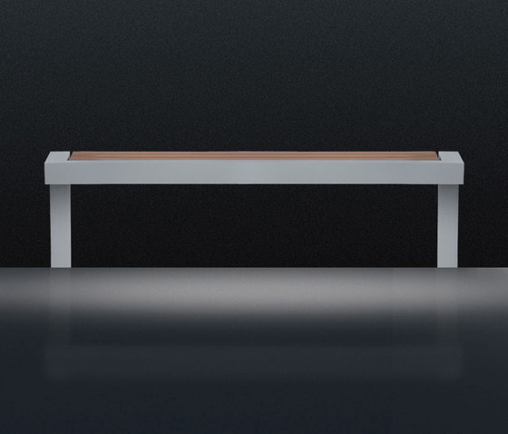 Neo Bench (Standard) by QC lightfactory | Path lights