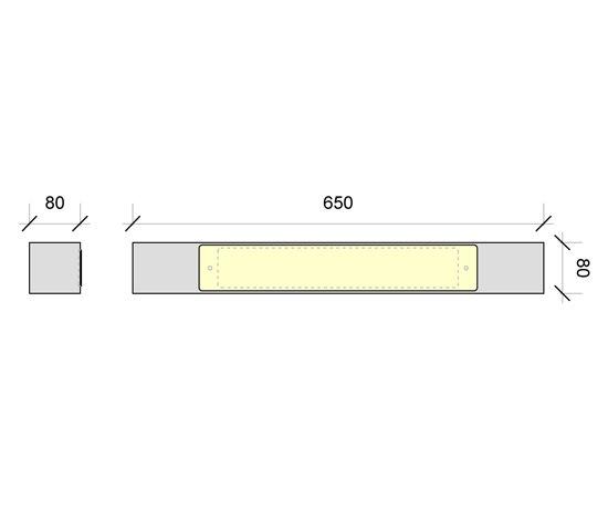 Neo Wall L von QC lightfactory | Allgemeinbeleuchtung