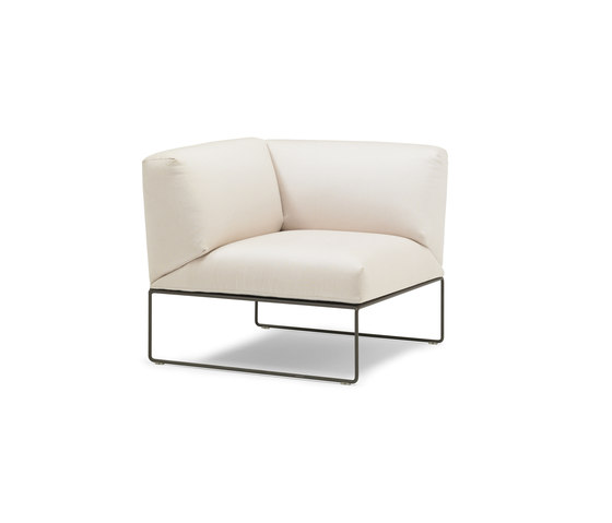 Siesta Outdoor SF 4755 by Andreu World | Garden armchairs