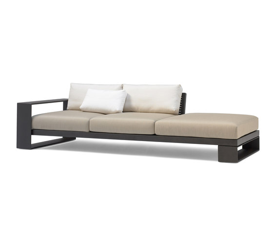 Landscape Alu by Andreu World | Garden sofas