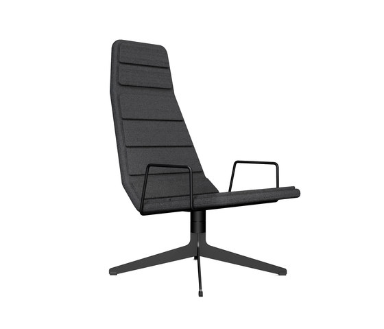 Highway lounge easy chair di Mitab | Poltrone lounge