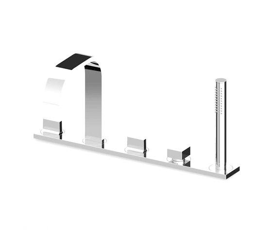 Aguablu ZA5469 by Zucchetti | Bath taps