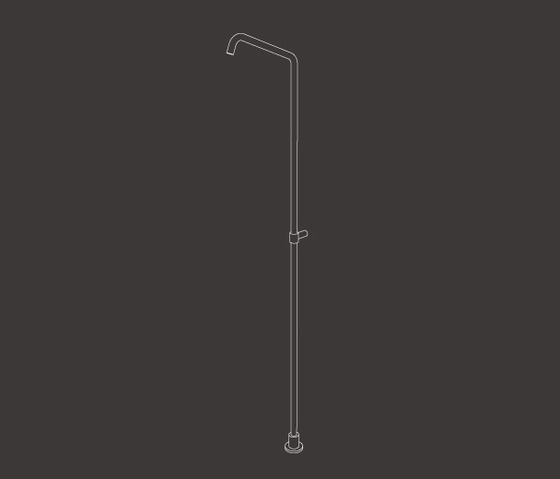 Neutra NEU24 by CEADESIGN | Shower taps / mixers