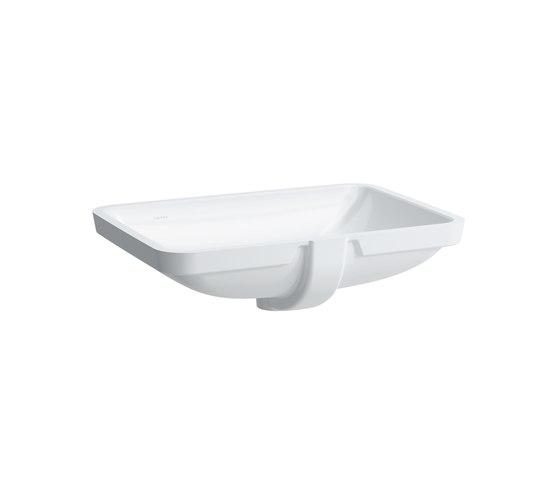 LAUFEN Pro A | Einbauwaschtisch von Laufen | Waschtische