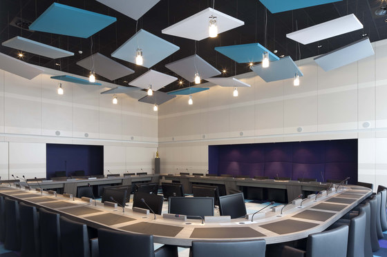 Stereo Panels by Texaa® | Ceiling systems