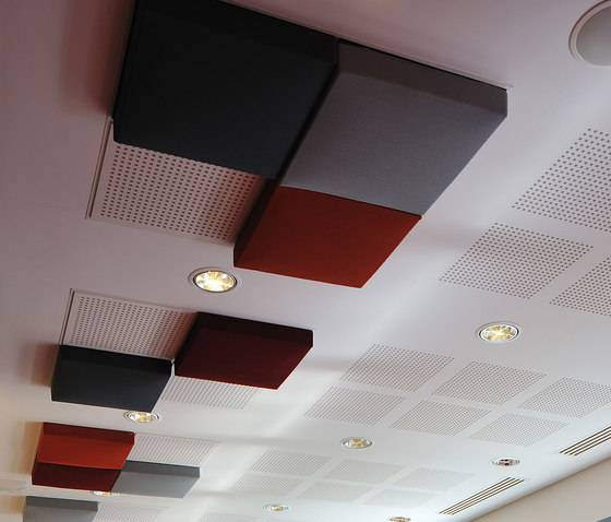 Abso Ceiling pads by Texaa® | Ceiling systems
