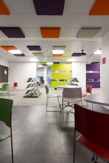 Abso pavés de Texaa® | Panneaux de plafond