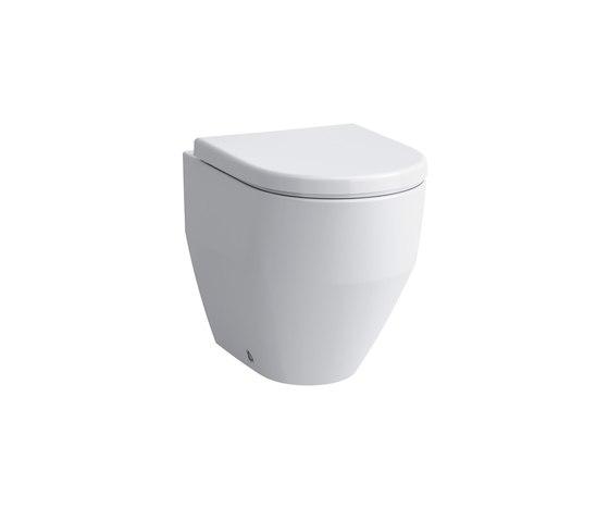 LAUFEN Pro | Stand-WC von Laufen | Klosetts