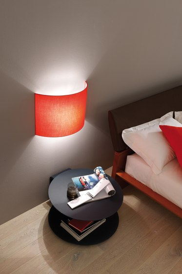 Ginger-A1 Wall lamp by LUCENTE | General lighting