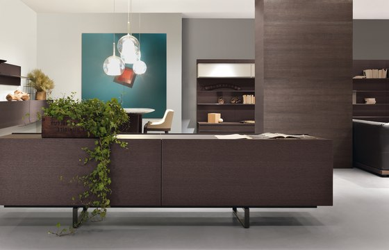 Sideboards Square SQ01 de Misura Emme | Buffets / Commodes