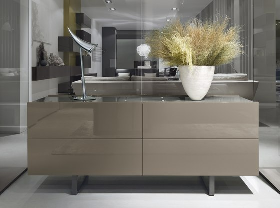 Sideboards Square SQ05 de Misura Emme | Buffets