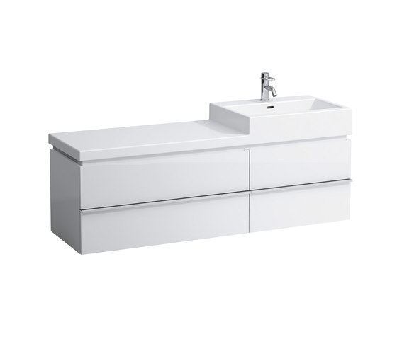 Case for living | Vanity unit di Laufen | Mobili lavabo