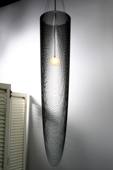 Extra Long Pod - 400 by Willowlamp | Suspended lights