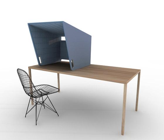 BuzziCockpit by BuzziSpace | Table dividers