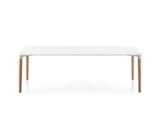 Beam table de MDF Italia | Tables de restaurant