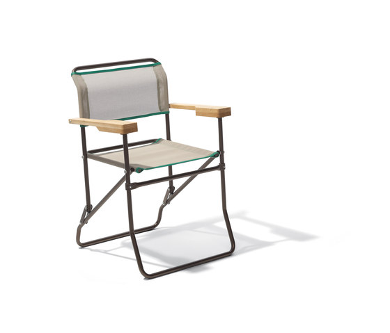 Mash folding chair de Lampert | Sillas de jardín
