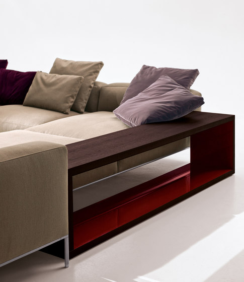Frank by B&B Italia | Upholstered benches