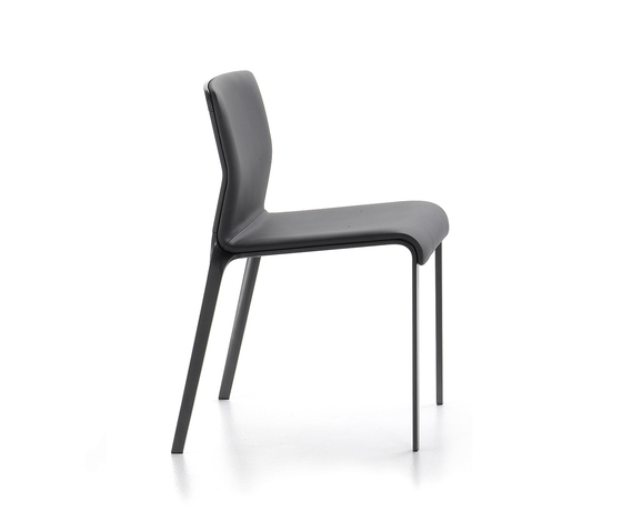 Bend chair by MDF Italia | Visitors chairs / Side chairs