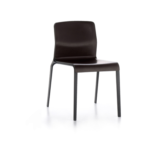 Bend chair by MDF Italia | Restaurant chairs