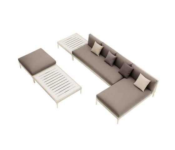 MU Setting by DEDON | Garden sofas