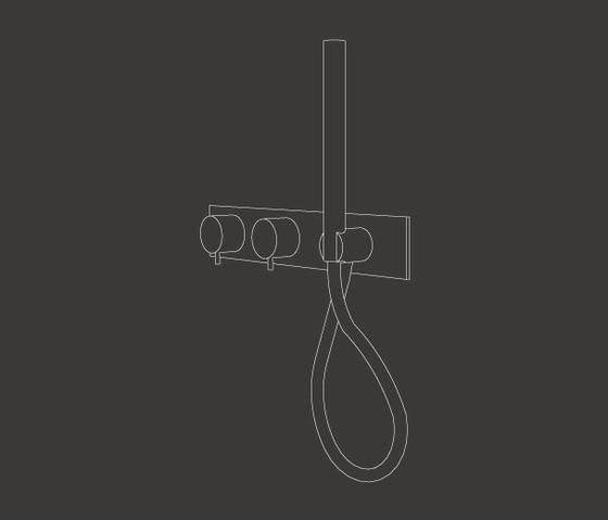 Gradi GRA08 by CEADESIGN | Shower controls