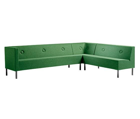 Stereo sofa von Mitab | Loungesofas