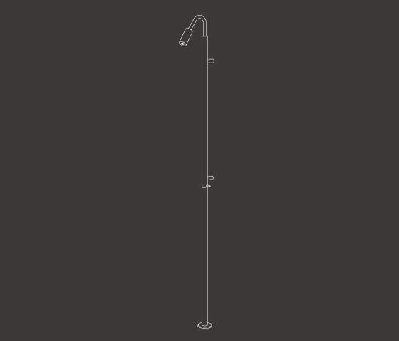 Gradi GRA15 by CEADESIGN | Shower controls