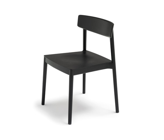 Smart SI 0610 by Andreu World | Multipurpose chairs
