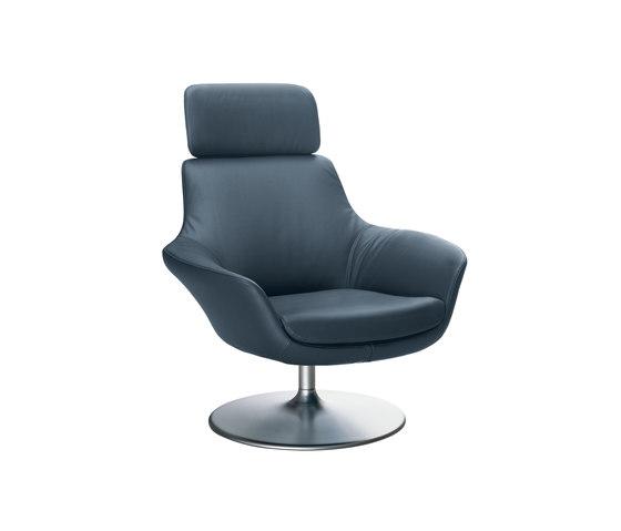 Oscar 220 armchair by Walter Knoll | Lounge chairs