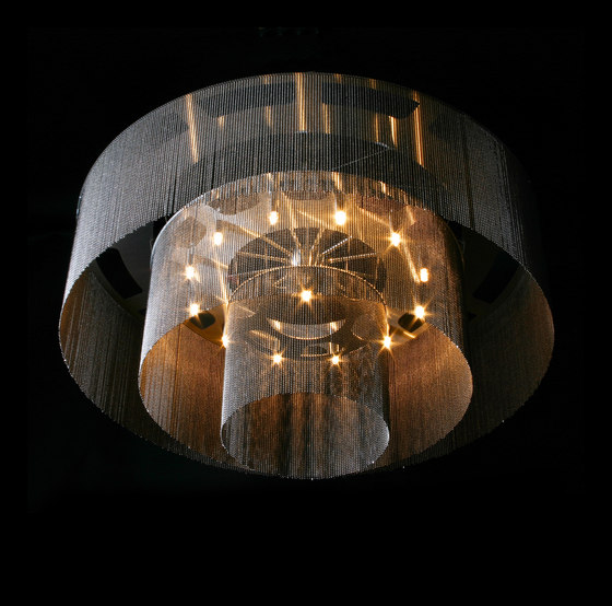 3-Tier - 1000 - ceiling mounted by Willowlamp | Ceiling lights