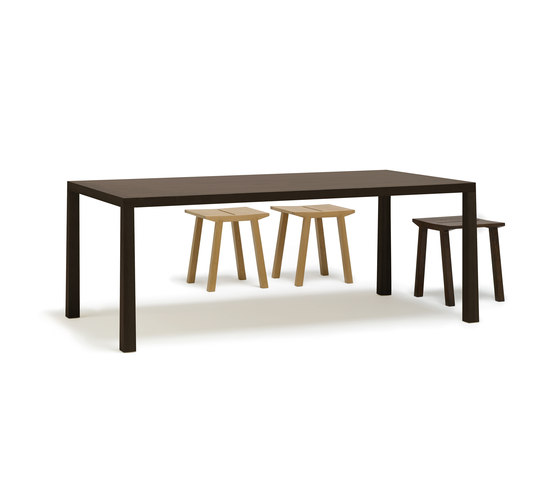 Woody ME 4908 by Andreu World | Restaurant tables