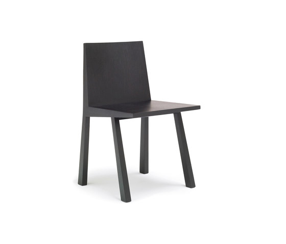 Woody BQ 1250 by Andreu World | Restaurant chairs