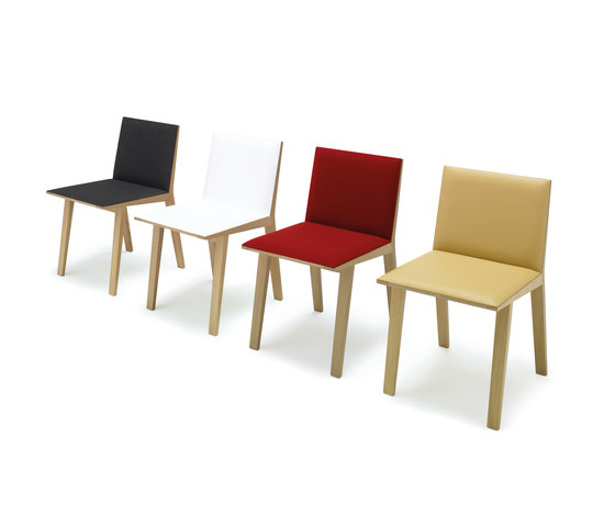 Moody SI 1260 by Andreu World | Restaurant chairs