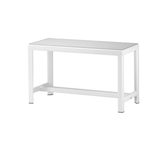 Soho Short table de DEDON | Mesas de comedor de jardín