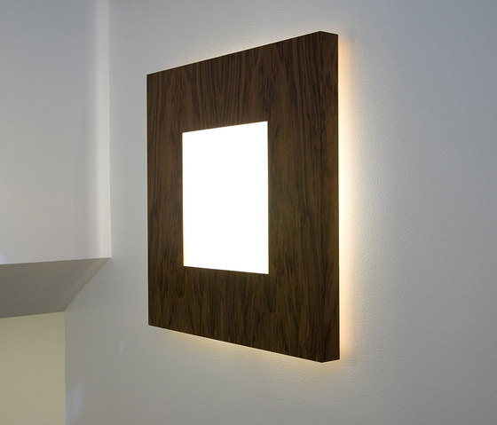 O Size Walnut by Embacco Lighting | General lighting