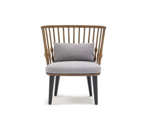 Andreu World Nub Lounge Chair
