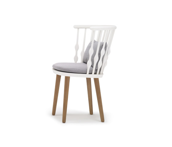 Nub SO 1434 by Andreu World | Chairs