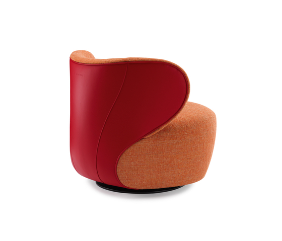 Bao Sessel von Walter Knoll | Loungesessel