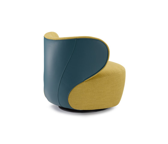 Bao armchair by Walter Knoll | Lounge chairs