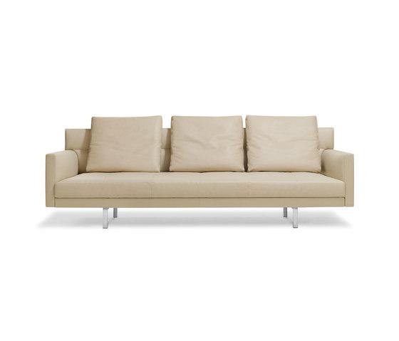 Gordon 495 sofa de Walter Knoll | Canapés d'attente