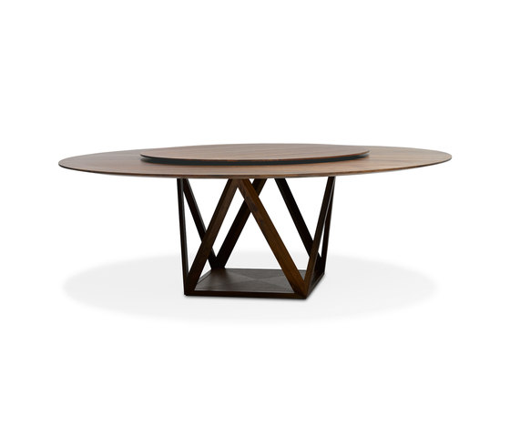 Tobu table de Walter Knoll | Tables de repas