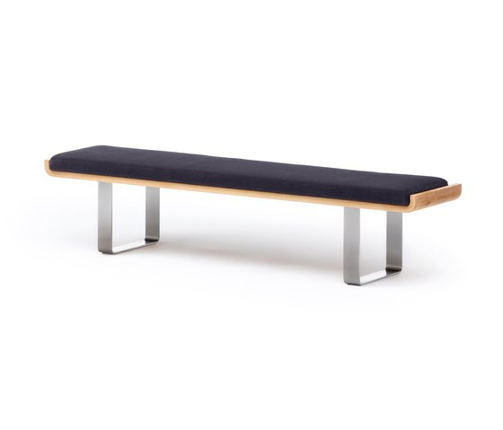 COM:CI bench by Holzmanufaktur | Upholstered benches