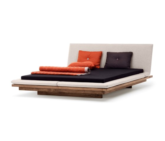 MAT bed de Holzmanufaktur | Lits doubles