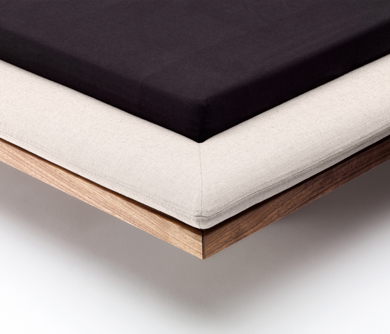 MAT bed de Holzmanufaktur | Camas dobles