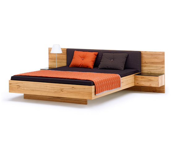 STEP X bed by Holzmanufaktur | Double beds