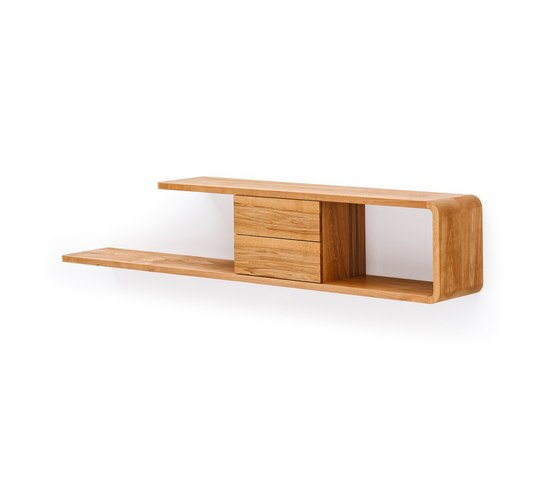 COM:CI wallboard-system di Holzmanufaktur | Sistemi scaffale ufficio