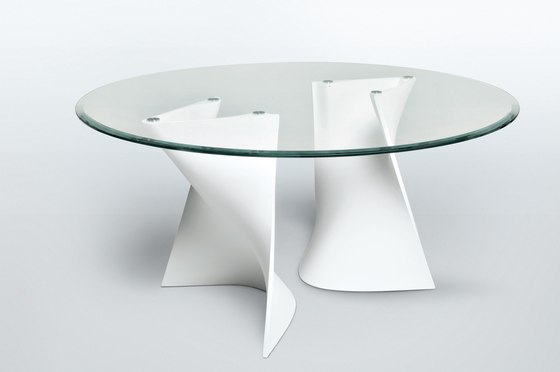 Riflesso by Misura Emme | Dining tables