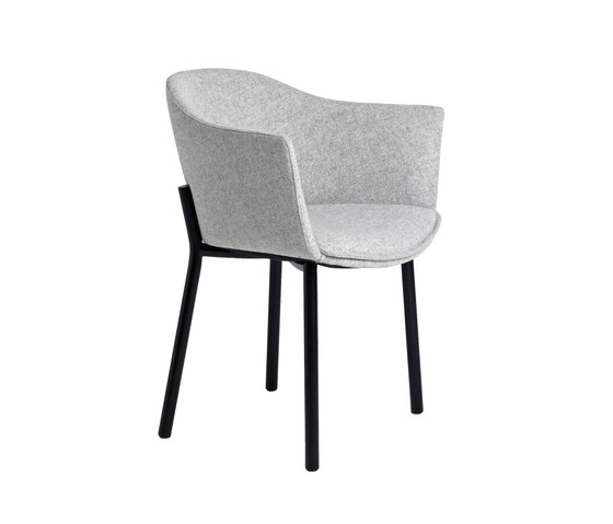 Felix Chair by Resident | Visitors chairs / Side chairs