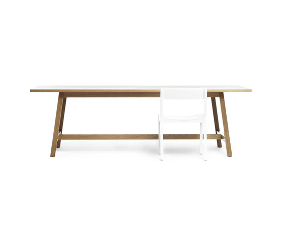 Hawk Dining and Meeting Room Table de Resident | Mesas para restaurantes